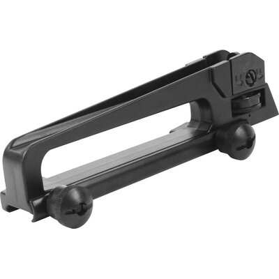 Aim Sports Inc AR Detachable Carry Handle A2 Design with Windage and Elevation