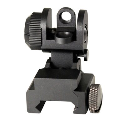 Aim Sports Inc A2 Dual Aperture Rear Flip-Up Sight