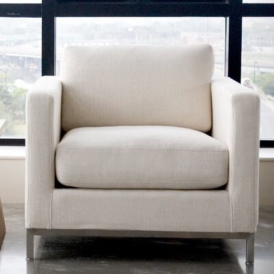 Gus Modern Essentials Trudeau Arm Chair