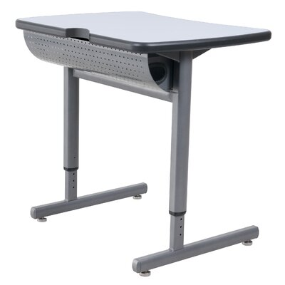 Paragon Furniture 2 Student Computer Lab Table with Wire Management Tray