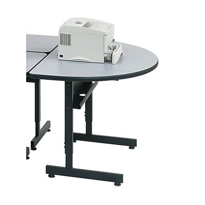 Paragon Furniture Half Moon Printer Stand