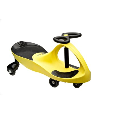 PlaSmart PlasmaCar in Yellow