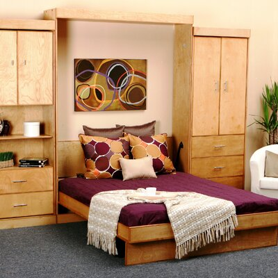 Wallbeds Euro Birch Murphy Bed