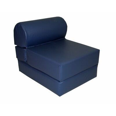 Elite Products Vinyl Sleeper Chair