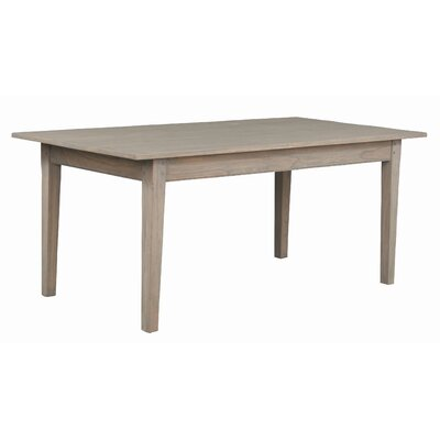 Furniture Classics LTD Hand Planed Farm Dining Table