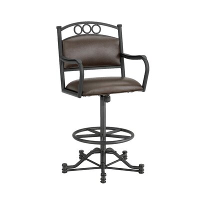 Iron Mountain Windemere Barstool with Arms