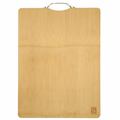 Whole Piece Bamboo Cutting Board