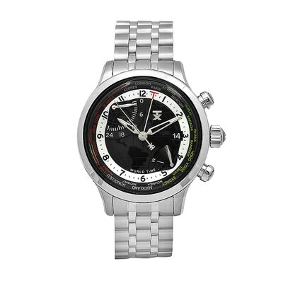 TX Watches Men's World Time Watch