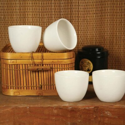 HomArt Teacups (Set of 4)