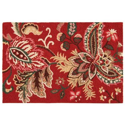 C & F Enterprises Constantine Red Rug