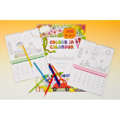Signature Gifts Personalized Calendar