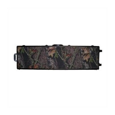 SportLock LLC CamoLock Double Rifle Case with Wheels