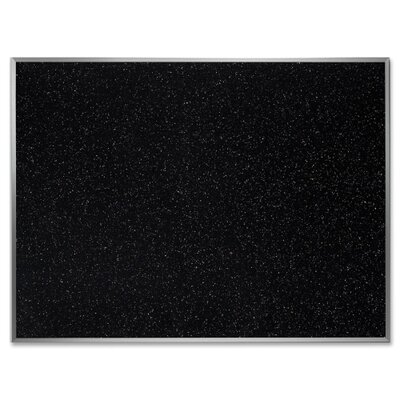 Ghent Rubber Tackboards, 4'x3', Confetti