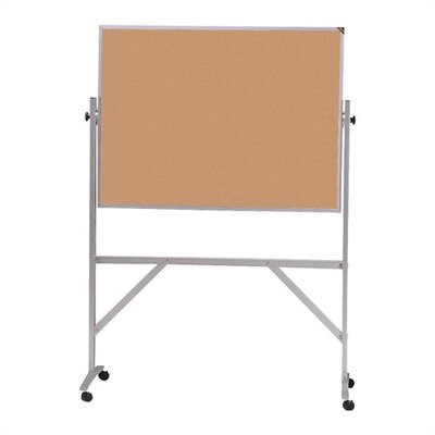 Ghent Double Sided Reversible Corkboard