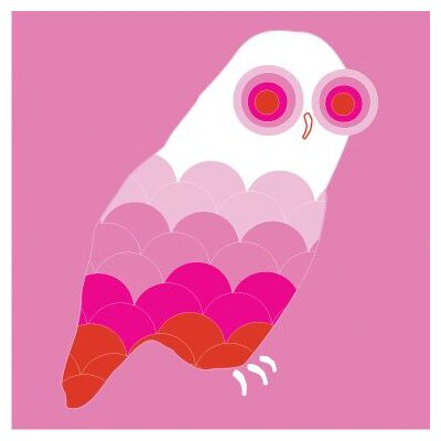 Avalisa Animal - Owl Stretched Wall Art