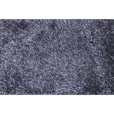 Linden Blue / Black Rug