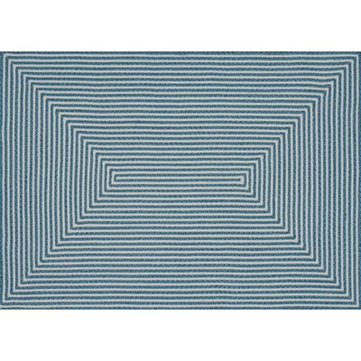 Loloi Rugs In/Out Aqua Rug