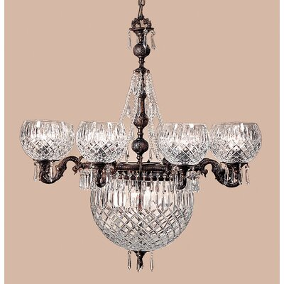 Classic Lighting Waterbury 12 Light Chandelier