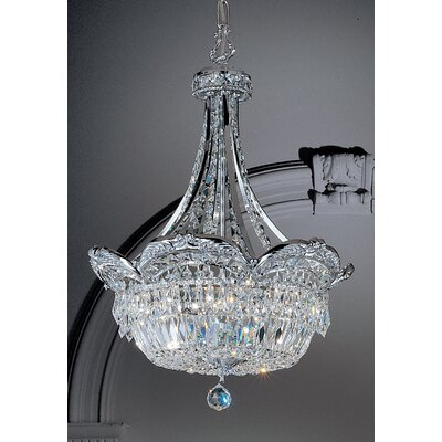 Classic Lighting Emily 6 Light Inverted Pendant