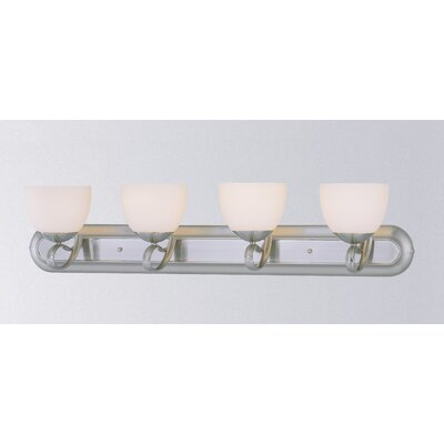 Classic Lighting Odyssey 4 Light Bath Vanity Light