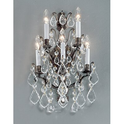 Classic Lighting Versailles 5 Light Wall Sconce
