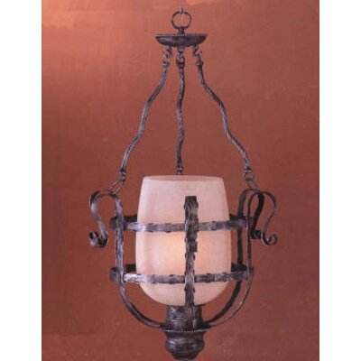 Classic Lighting Malaga 1 Light Foyer Pendant