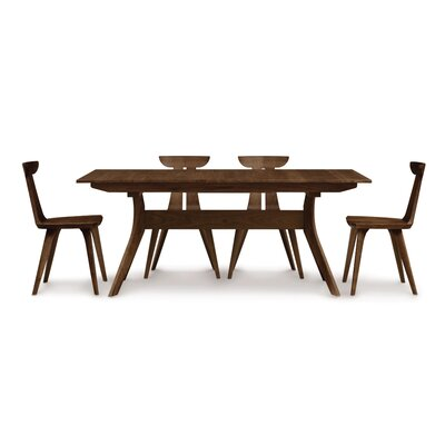"Copeland Furniture Audrey 66"" - 90"" Extension Dining Table"