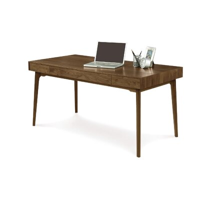 Copeland Furniture Catalina Desk with Keyboard Tray