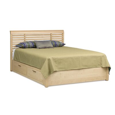 Copeland Furniture Harbor Island Storage Panel Bed