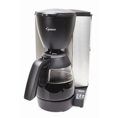 Capresso Coffee Maker with Glass Carafe