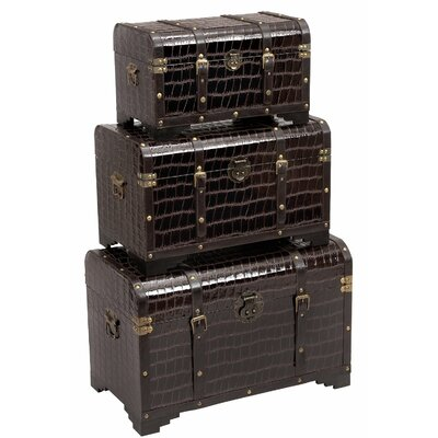Aspire Storage Trunks (Set of 3)