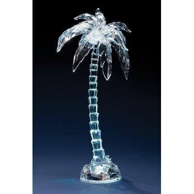 Roman Inc Lighted Palm Tree Figure Amp Reviews Wayfair