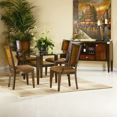 Bassett Mirror Dunhill Dining Table