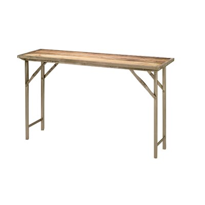 Jamie Young Company Campaign Console Table