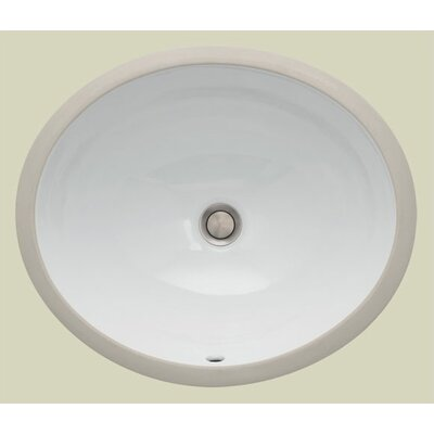 St Thomas Creations Vanity Medium Undermount Bathroom Sink