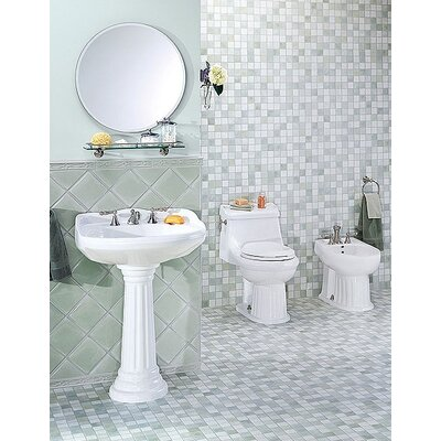 St Thomas Creations Arlington Petite Pedestal Sink