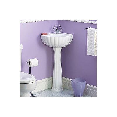 Barcelona Pedestal Bathroom Sink - 5001.080.01