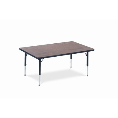 "Virco 4000 Series Activity Table with 30"" x 48"" Top"