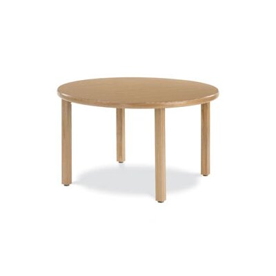 Virco Round Library Table
