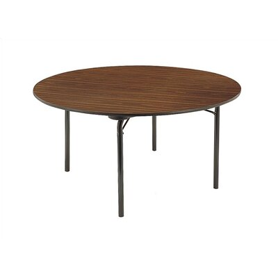"Virco 6000 Series 60"" Round Folding Table"