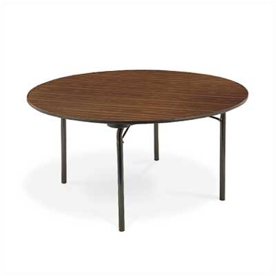 Virco 62000 Series 60&quot; Round Folding Table