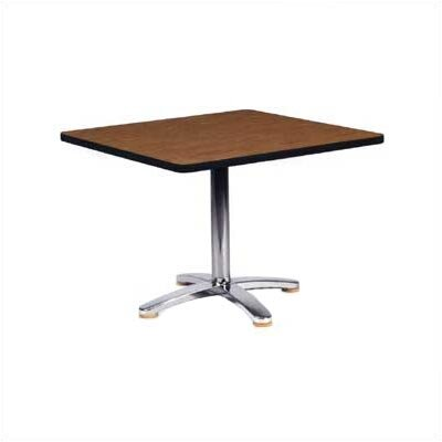 "Virco 30"" Square Café Top"