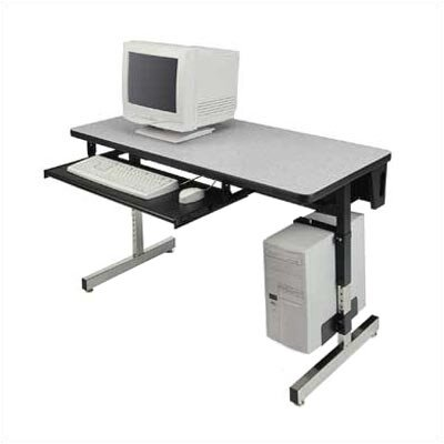 Virco 8700 Series Computer Table (24&quot; x 72&quot;)
