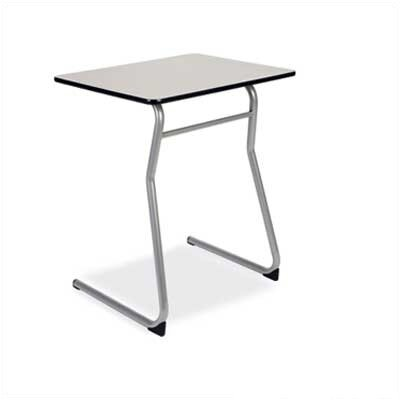 Virco Sigma Series 25&quot; Plastic Student Desk
