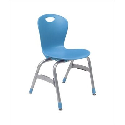 Virco Zuma 15&quot; Plastic Classroom Side Chair
