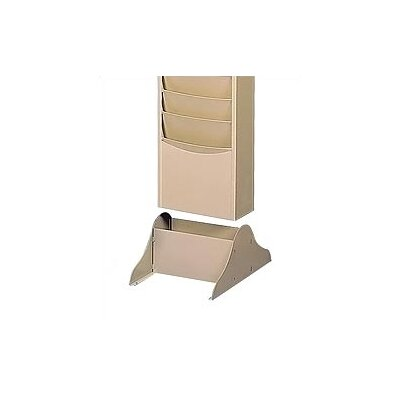Virco Library Literature Rack, 5 pockets