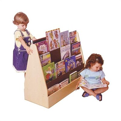 Virco Double-sided Book Display