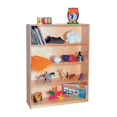 Virco 48&quot; H Multi-Purpose Bookshelf
