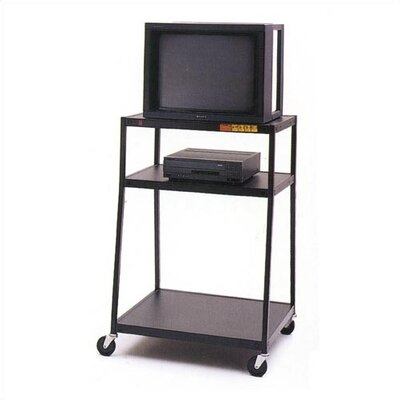 Virco Wide-Base Video Cart