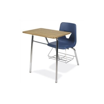 Virco 2000 Series 31&quot; Laminate Chair Desk